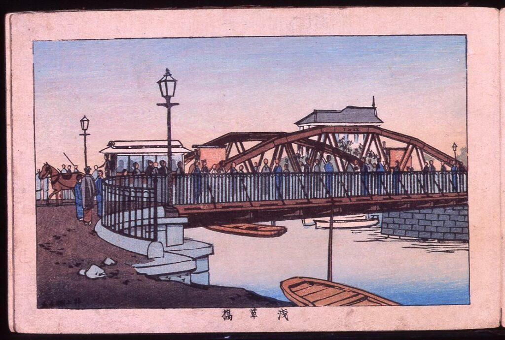 作品画像:浅草橋