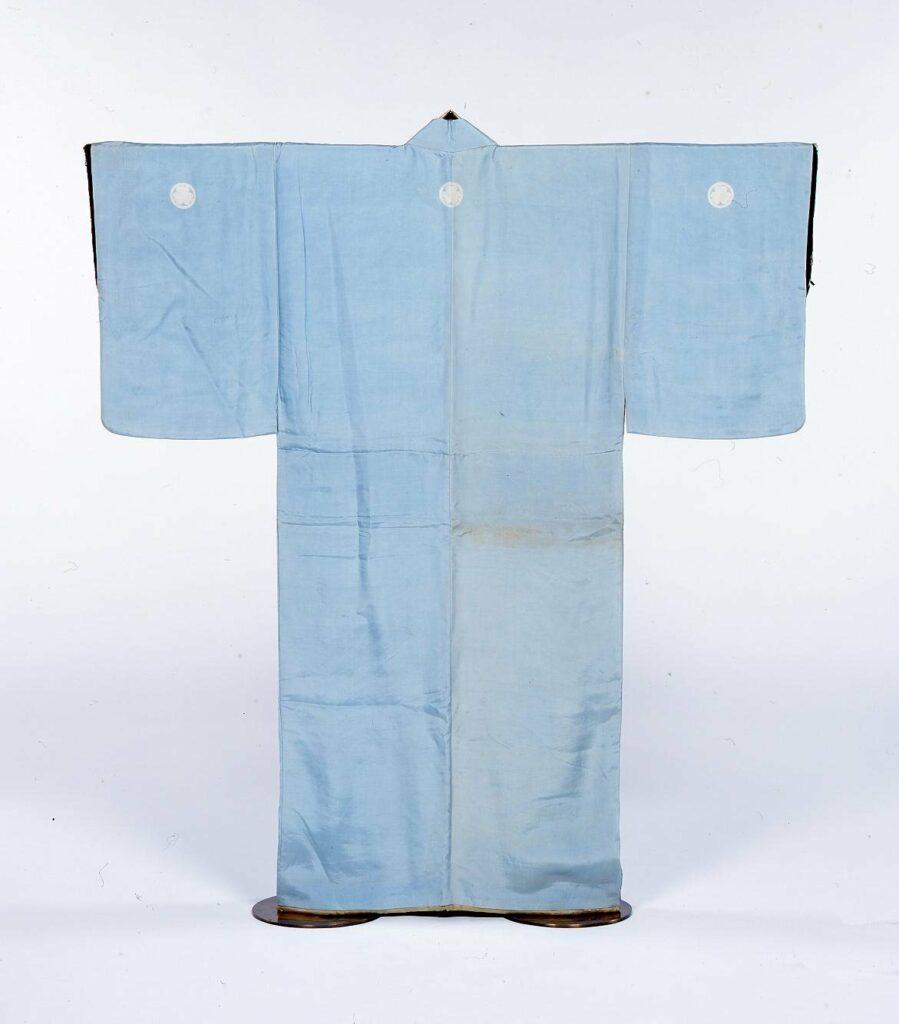 作品画像:浅葱葵紋小袖