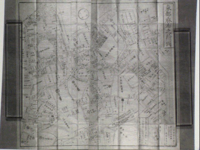 作品画像:東都麻布之絵図