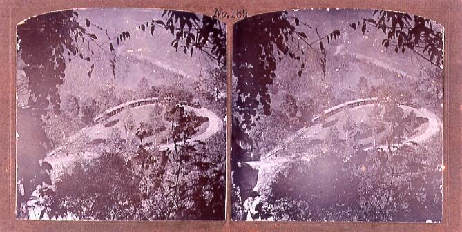 作品画像:ヒマラヤ鉄道(No.189)