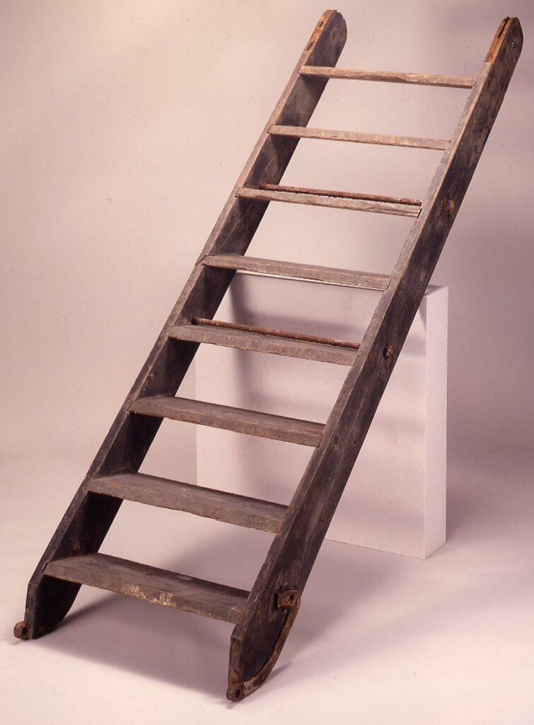 作品画像:昇降階段