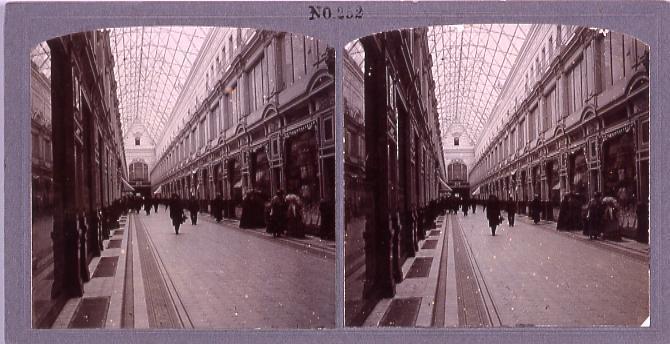 作品画像:ロシアの勧工場(二)(No.252)
