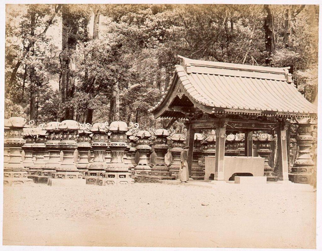 作品画像:寛永寺二之御霊屋 水盤舎