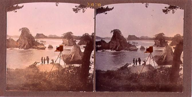 作品画像:松島(不老山に写真機)(No.30)