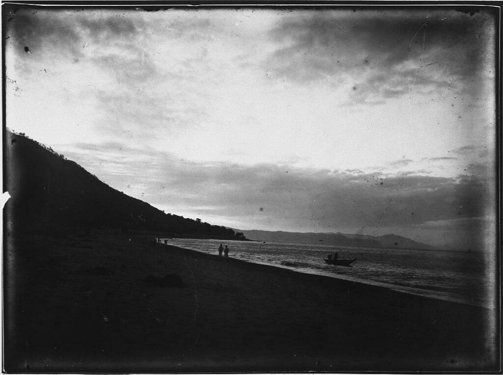 作品画像:海辺の風景