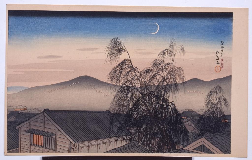 作品画像:神戸之宵月