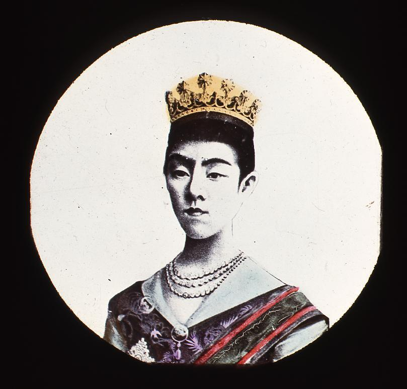 作品画像:明治皇后