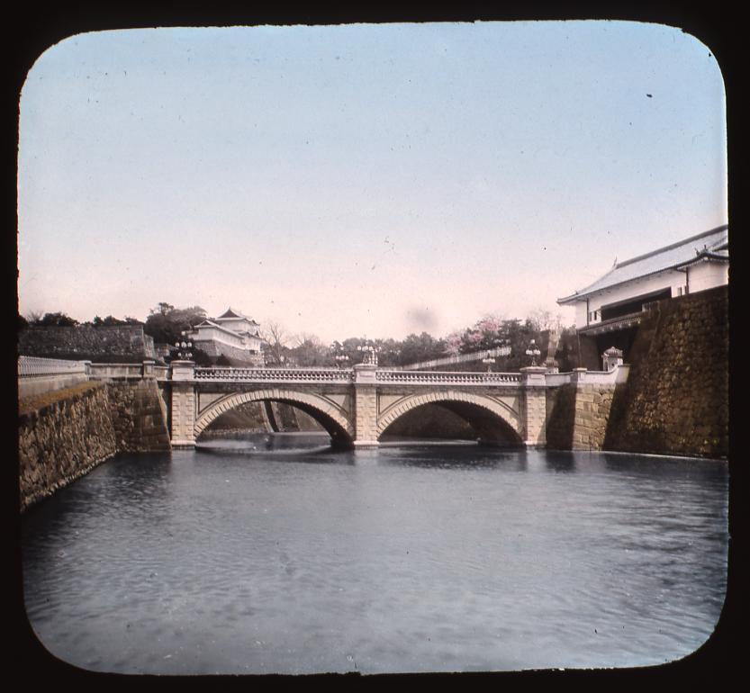 作品画像:皇居二重橋