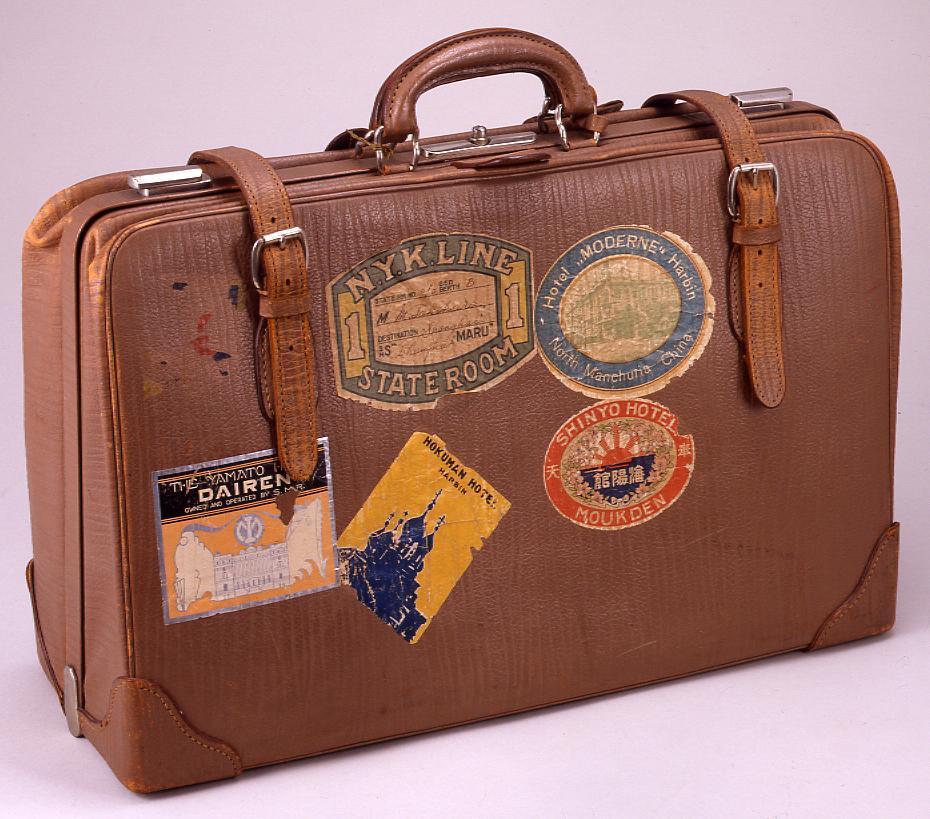 作品画像:旅行鞄