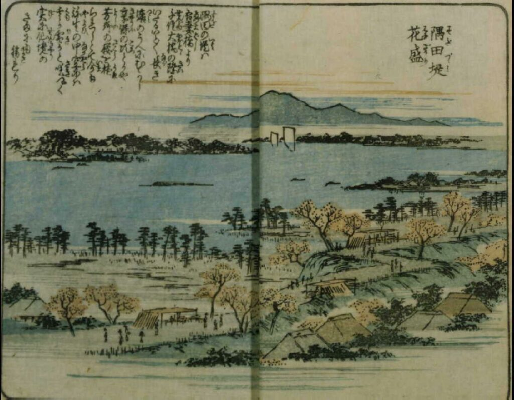 作品画像:絵本江戸土産