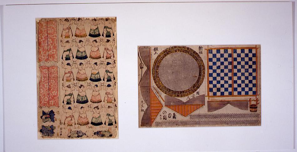 作品画像:大相撲仕組絵之図