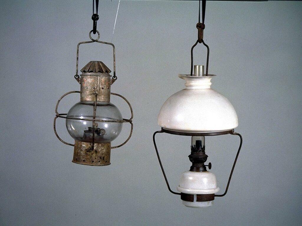 作品画像:吊りランプ