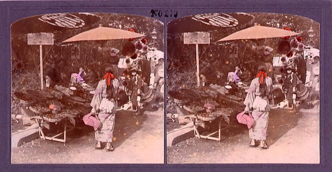 作品画像:うみほおずき売り(No.279)