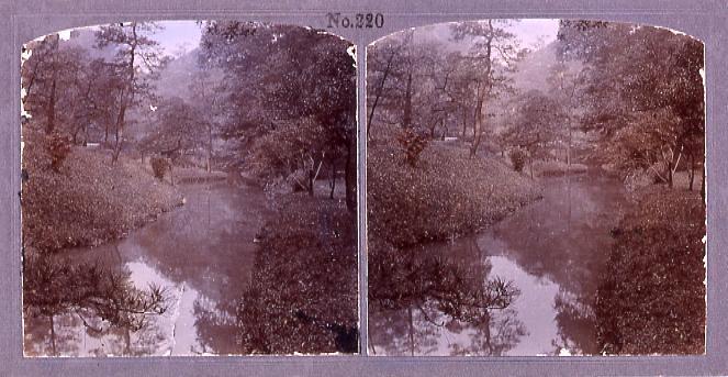 作品画像:小石川後楽園(二)(No.220)