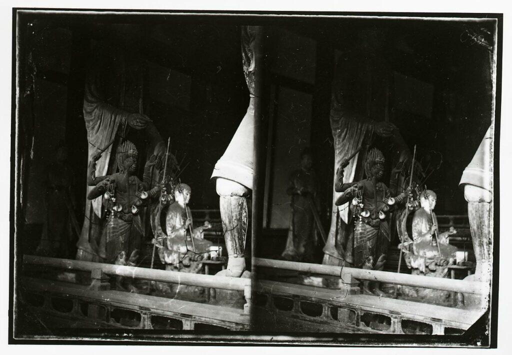 作品画像:東大寺 三月堂仏像