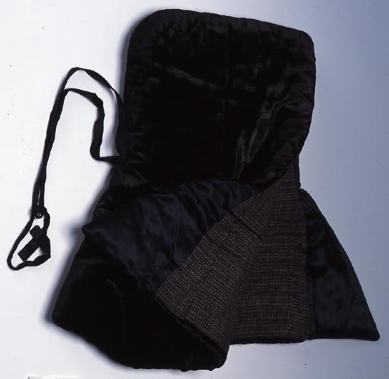 作品画像:防空頭巾