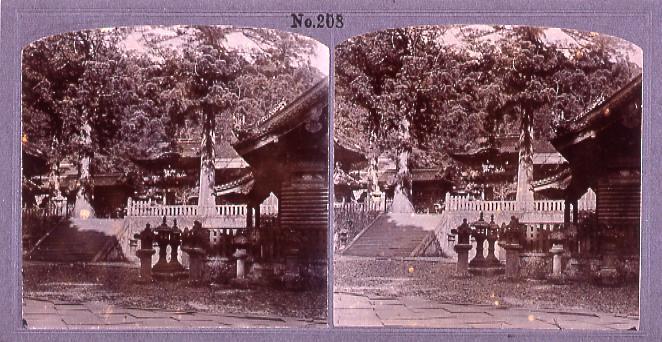 作品画像:日光東照宮陽明門(No.208)