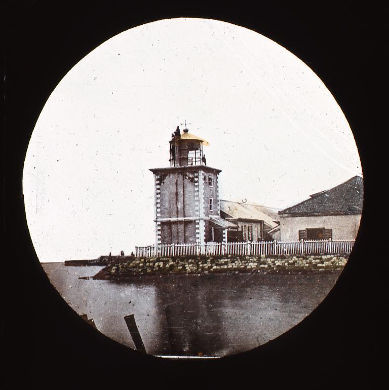 作品画像:名所 横浜 燈台
