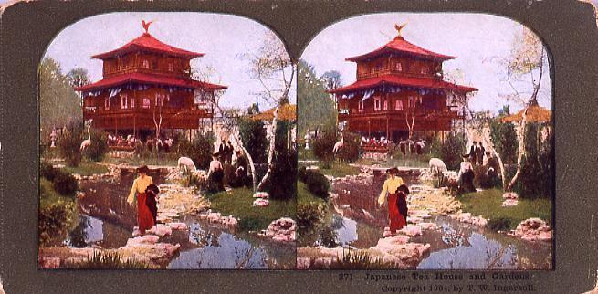 作品画像:Japanese Tea HouseAnd Gardens.371