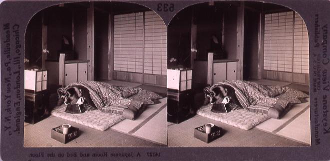 作品画像:A Japanese RoomAnd Bed on the Floor.14727