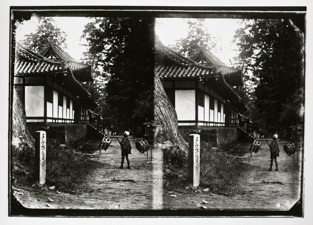 作品画像:東大寺手向山神社