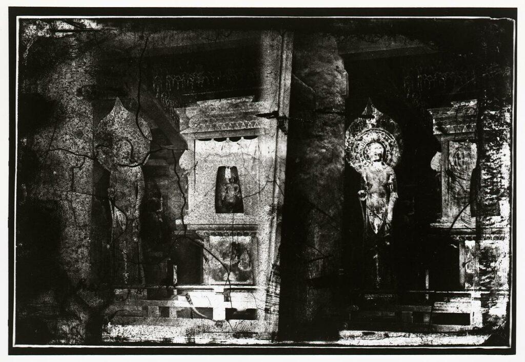 作品画像:法隆寺金堂聖観音