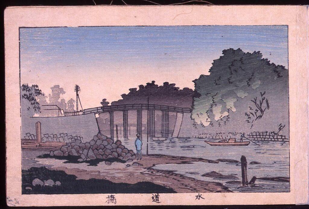 作品画像:水道橋