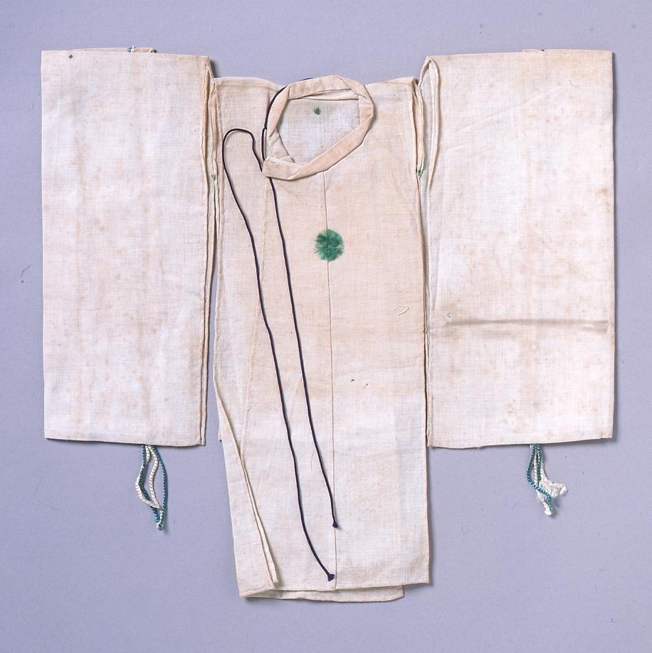 作品画像:裁縫雛形 水干(手縫)
