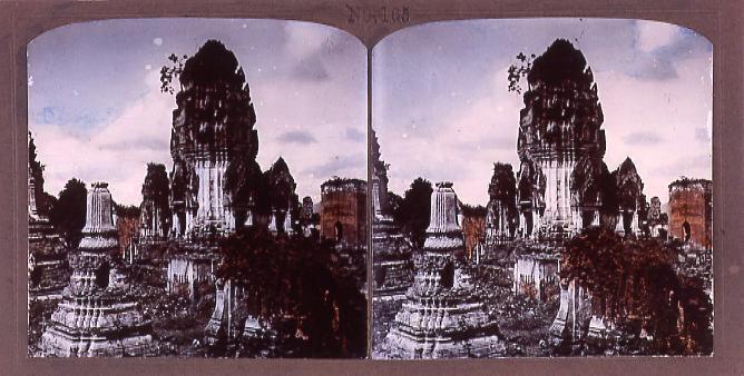 作品画像:暹羅国ロブリーの旧跡(No.165)