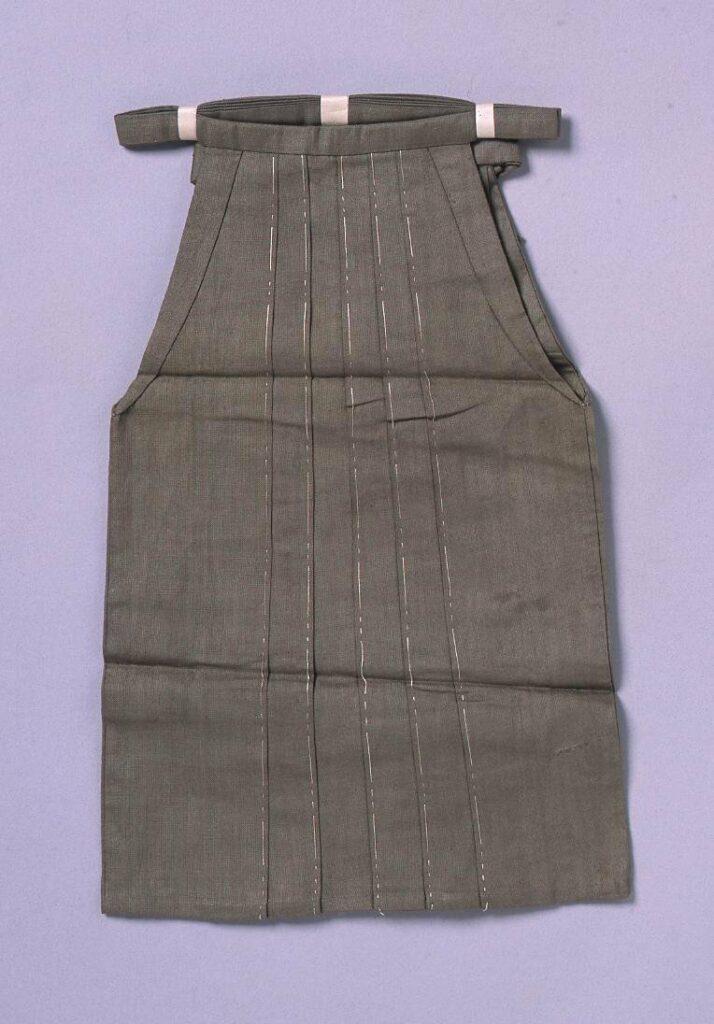 作品画像:裁縫雛形 改良袴(手縫)