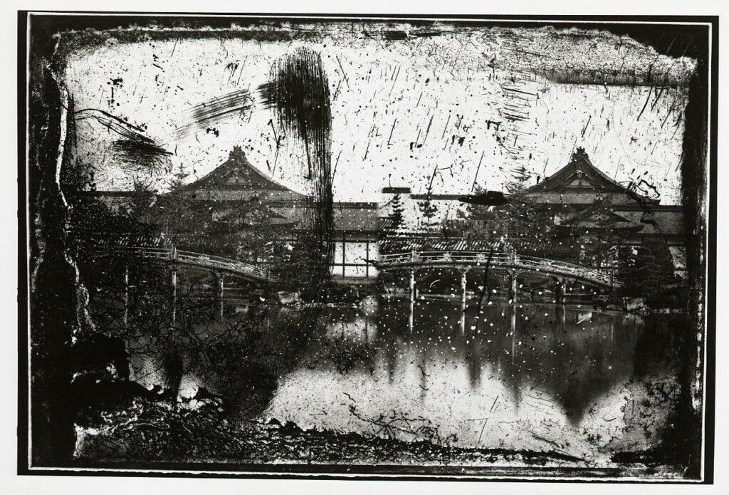 作品画像:京都御所 内侍所
