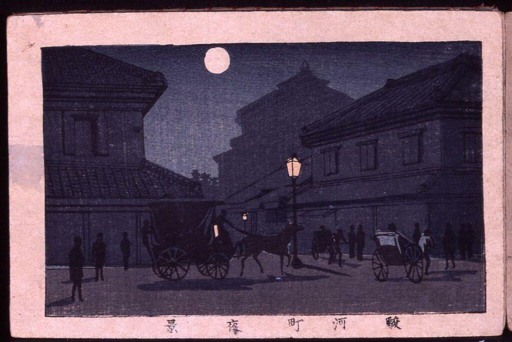 駿河町夜景