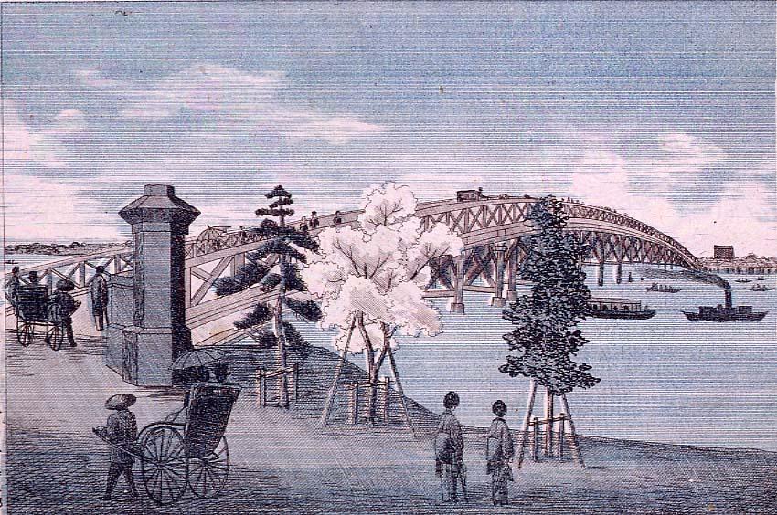作品画像:両国橋