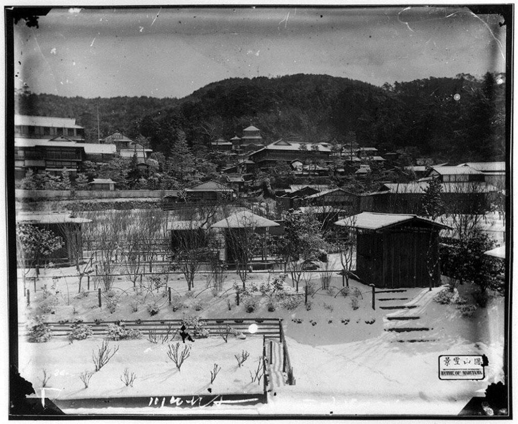 作品画像:丸山雪景