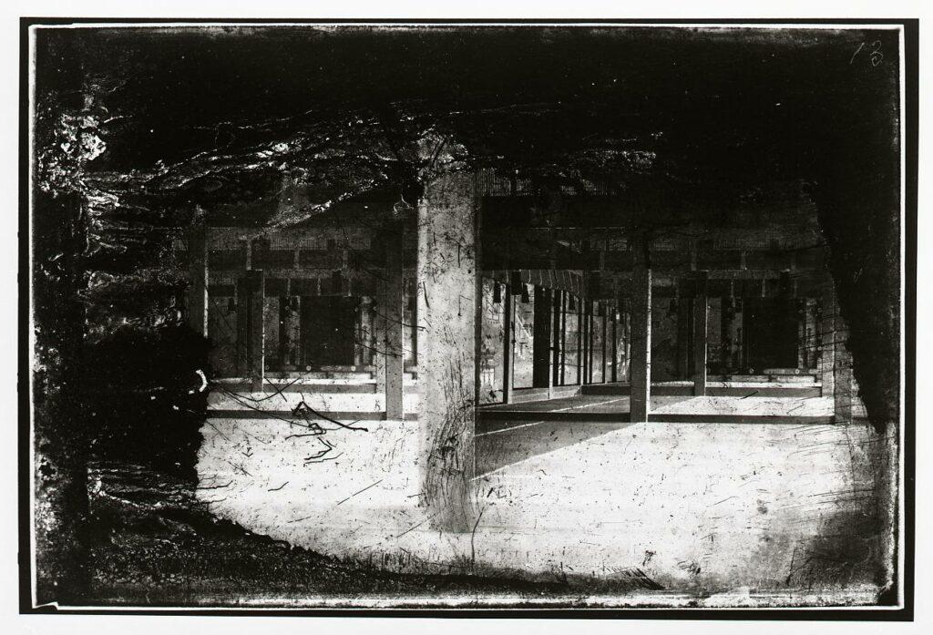 作品画像:京都御所 御常殿内部