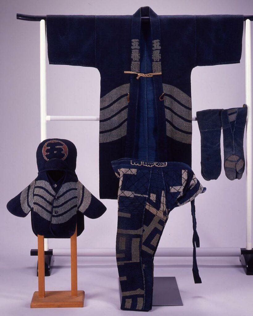作品画像:刺子衣裳