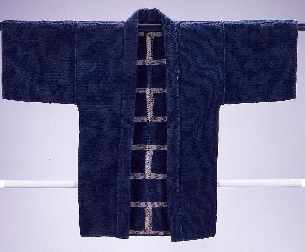 作品画像:刺子袢纒