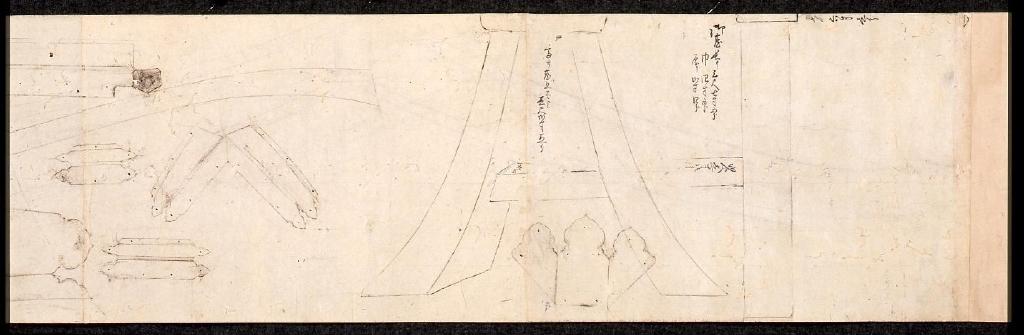 作品画像:小浜藩主酒井若狭守使用引戸網代乗物之図