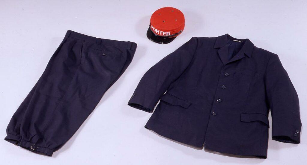 作品画像:赤帽制服 ズボン